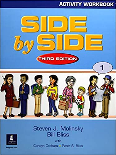 Side by side work book 1