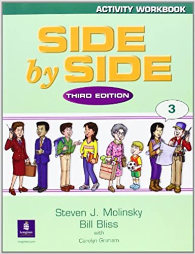 Side by side work book 3